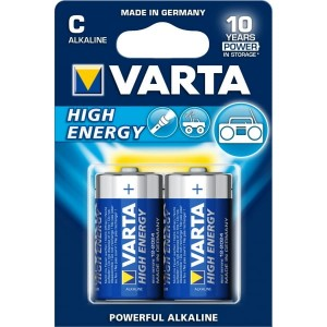 Bateria LR14 C High Energy Varta 2szt.
